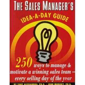 Sales Manager's Idea-A-Day Guide
