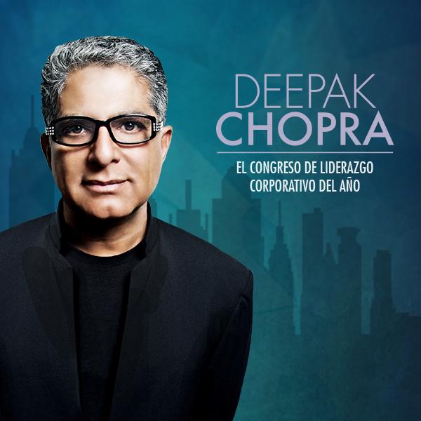Deepak Chopra en Chile